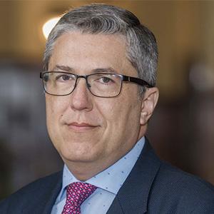 Javier Fernández Delgado, subdirector de Telecontrol de Canal de Isabel II