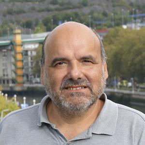 Juan Luis Mozo, Subdirector de Redes Municipales del Consorcio de Aguas Bilbao Bizkaia