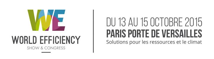 De Pollutec a World Efficiency, la nueva cita de las soluciones para los recursos y el clima
