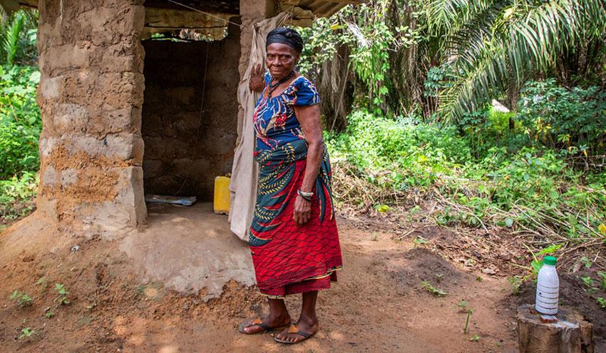 Baños para salir de la pobreza