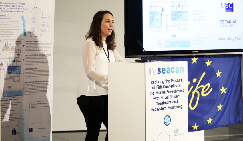 Proyecto LIFE SEACAN: hacia una gestión más sostenible en el tratamiento de aguas residuales