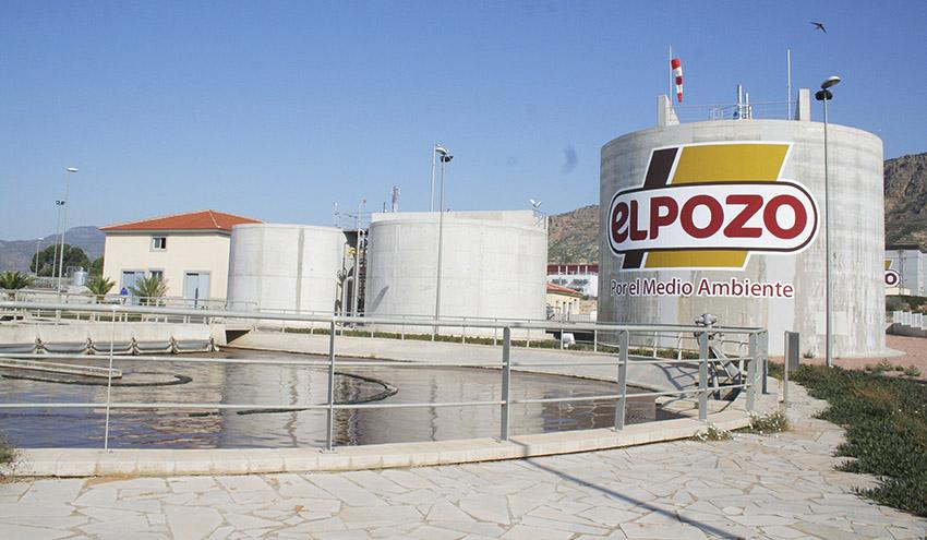 ElPozo Alimentación sigue apostando por el ahorro de agua a través de la tecnología de Veolia Water Technologies
