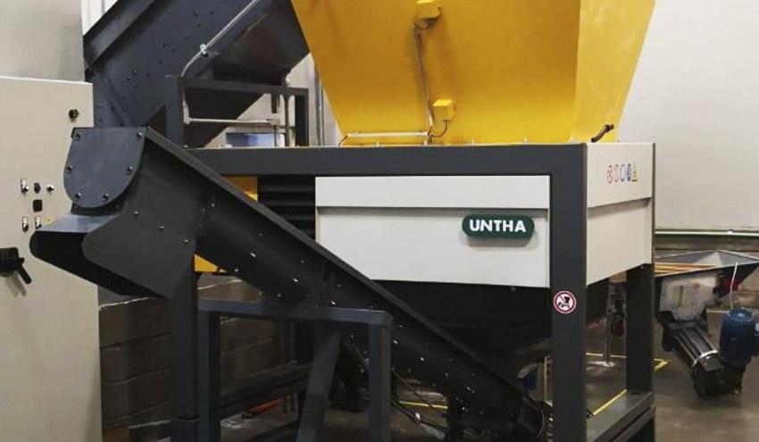 Procter&Gamble México impulsa su política de residuos cero con el apoyo de UNTHA