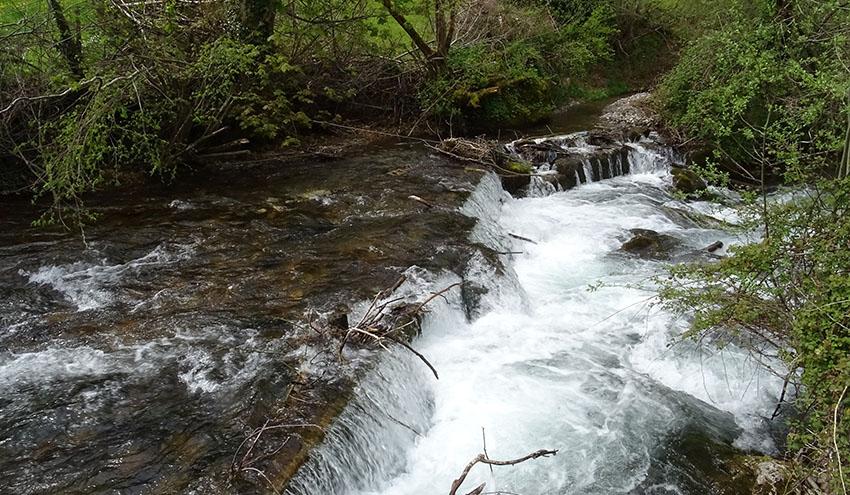 Comienzan las actuaciones para recuperar las reservas naturales fluviales en la cuenca del Cantábrico