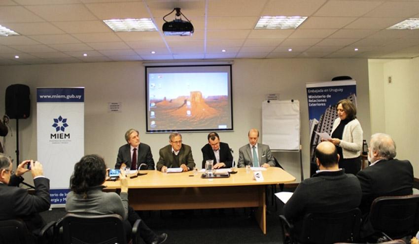 Uruguay y Chile cooperarán en materia de gestión de residuos electrónicos