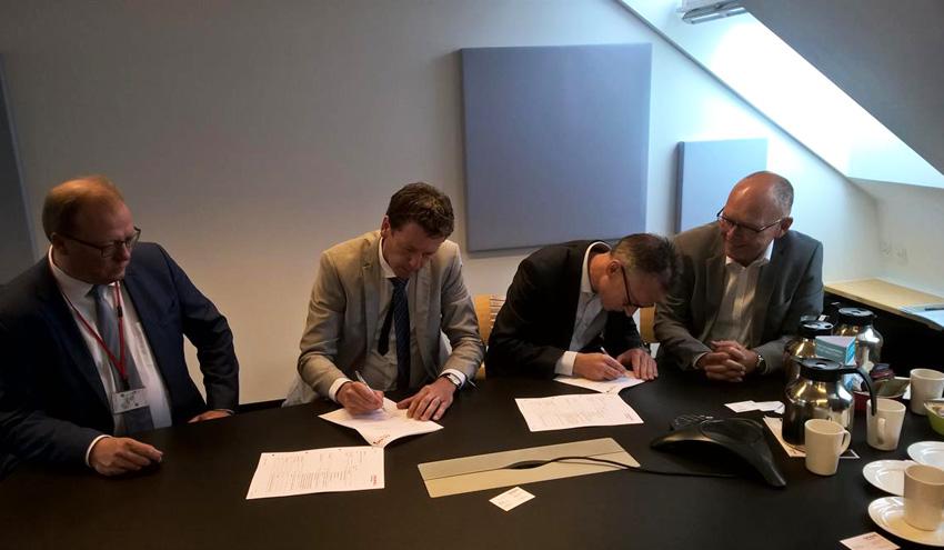 BMH Technology Oy construirá un planta completa de biocombustibles para DONG Energy en Dinamarca