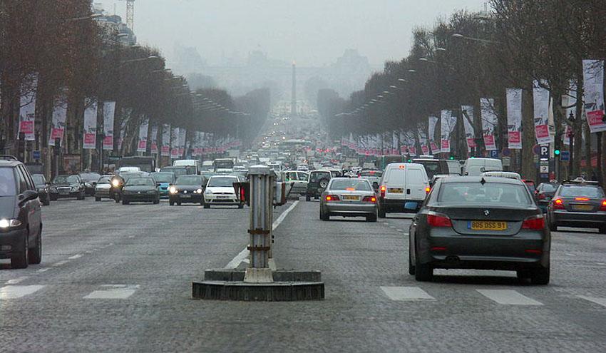 La contaminación atmosférica tiene un coste para la economía de 225.000 millones de dólares