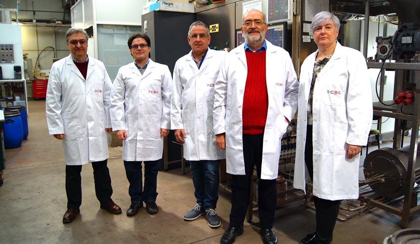 Cinco investigadores del Instituto de Carboquímica del CSIC, elegidos de nuevo entre los más influyentes del mundo