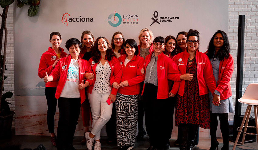 Mujeres en la COP25: la importancia del liderazgo femenino frente a la emergencia climática