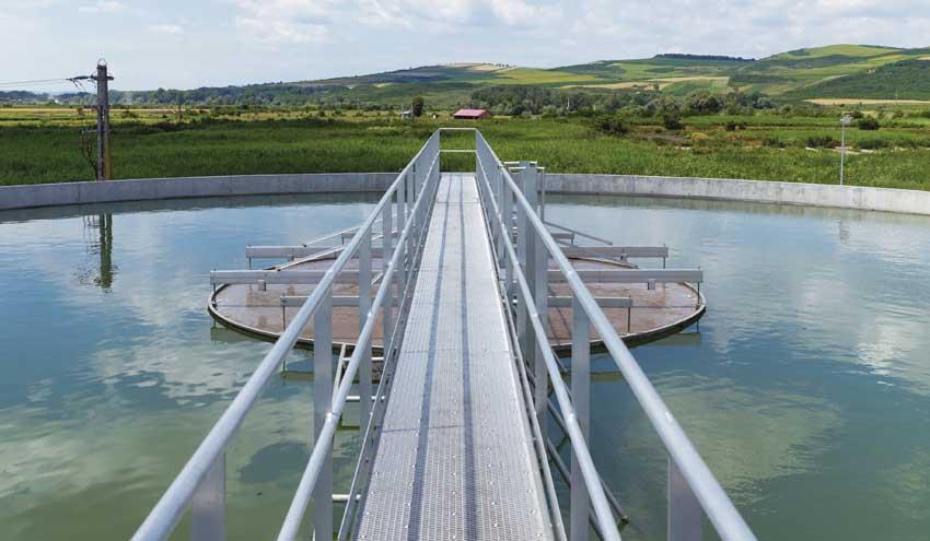 La ACA mejora el saneamiento de las aguas residuales de Maçanet de Cabrenys