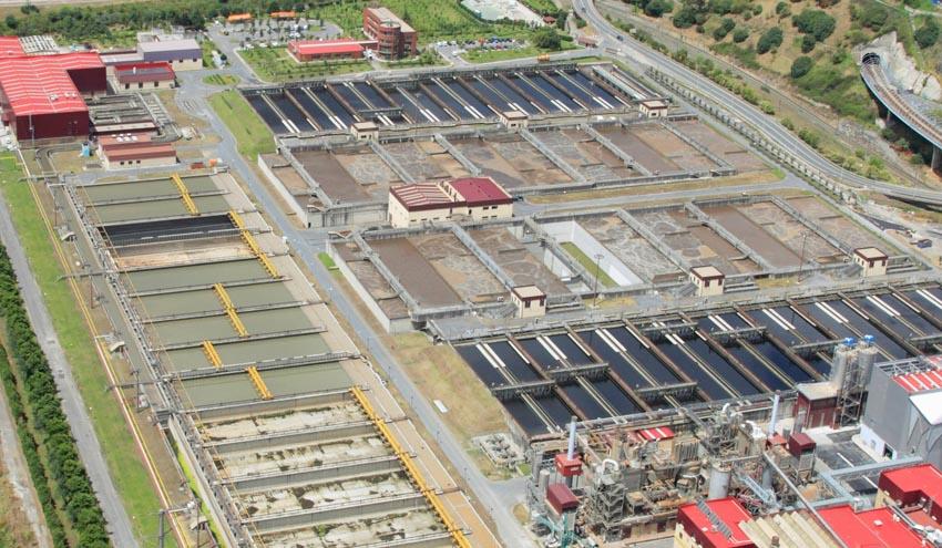 El Consorcio de Aguas Bilbao Bizkaia aprueba un presupuesto de 164,6 millones de euros para 2016