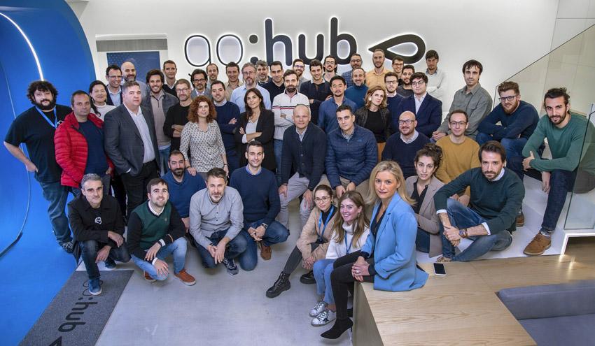 Siete nuevas startups se incorporan al programa de aceleración de GOHub