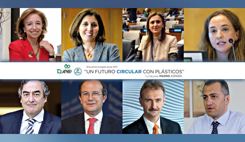 Expertos nacionales e internacionales participarán como ponentes en 'Un Futuro Circular con Plásticos'