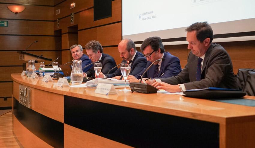 Canal de Isabel II cumplió en 2018 el 94% de los objetivos de su Plan Estratégico