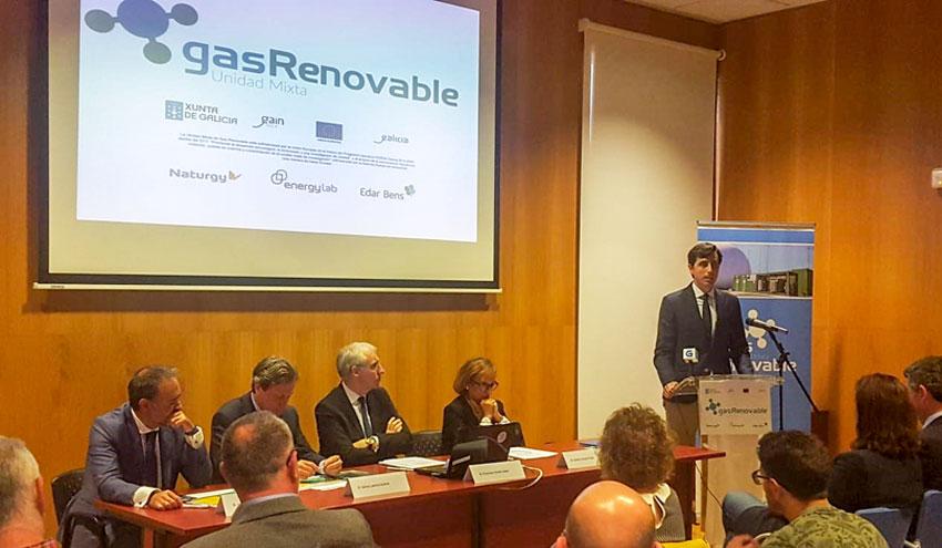 Galicia se posiciona a la vanguardia de la producción de gas renovable, la energía del futuro