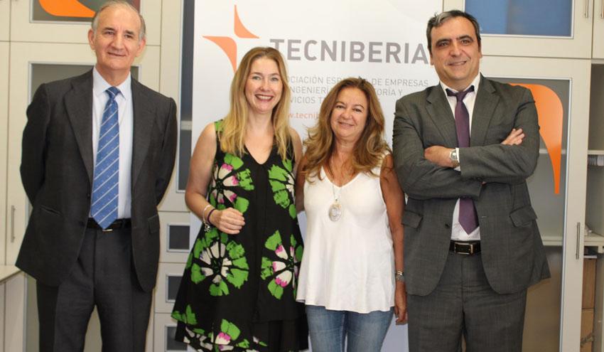 TECNIBERIA firma con los sindicatos el nuevo convenio de ingeniería