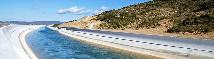 Suez Environnement se adjudica a través de Agbar el desarrollo y explotación de la red de riego del Canal de Navarra