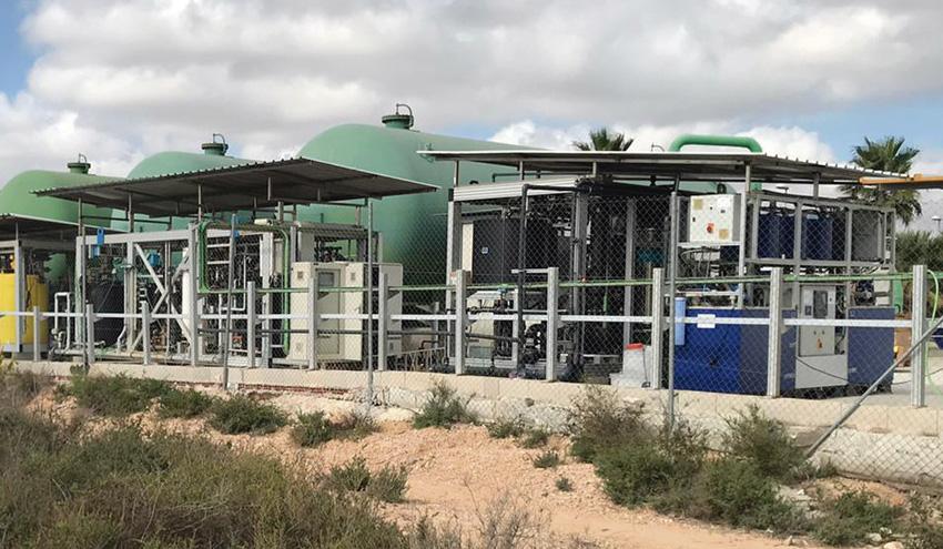 ACCIONA y sus socios presentan los resultados del proyecto europeo de desalinización LIFE DREAMER