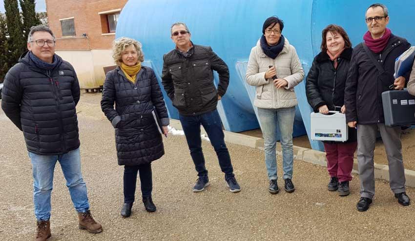 Validada la solución implantada por Global Omnium para mejorar la calidad del agua del municipio de Andorra