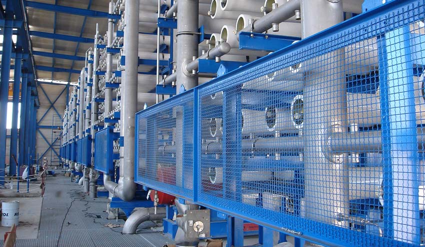 Cinco claves sobre la desalinización