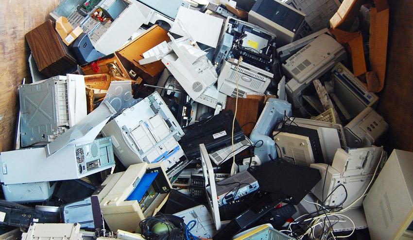 Recyclia duplica en tres años su volumen de recogida anual de residuos