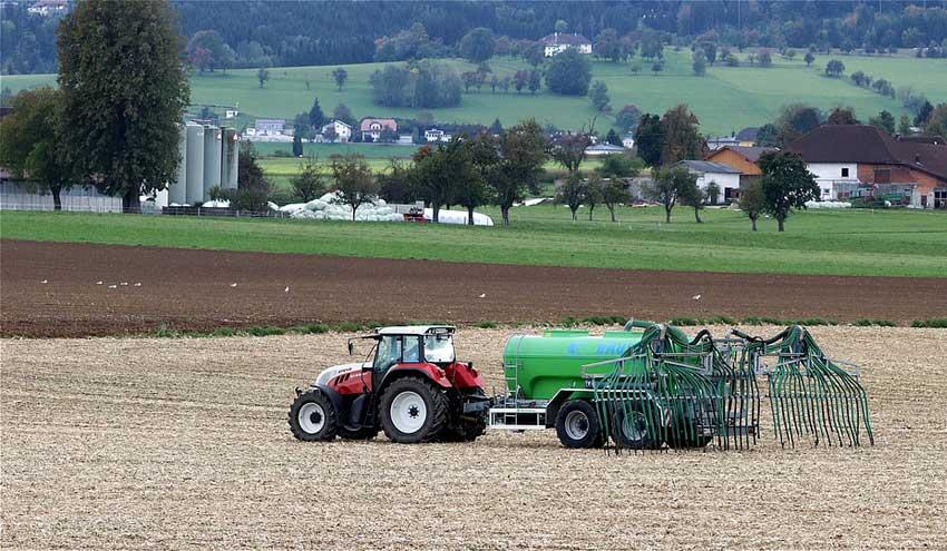 La gestión del nitrógeno debe formar parte de la acción climática