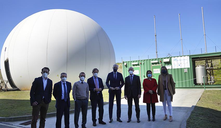 El hidrógeno verde y el bio-syngas centrarán la investigación en la nueva Unidad Mixta de Gas Renovable