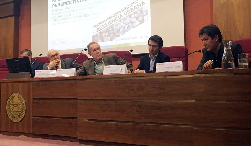 La necesidad de un enfoque holístico de la resiliencia urbana, a debate