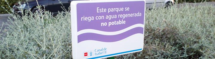 Canal Gestión invertirá 12 millones de euros en la construcción de las infraestructuras para riego con agua regenerada en Rivas Vaciamadrid