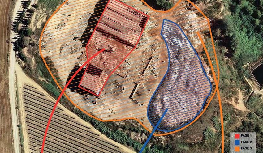 La Generalitat de Cataluña destinará 1,75 millones a recuperar el suelo contaminado de la antigua DEMIMESA