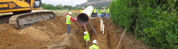 Comienzan las obras del Tramo Cícero-Colindres de la Autovía del Agua de Cantabria