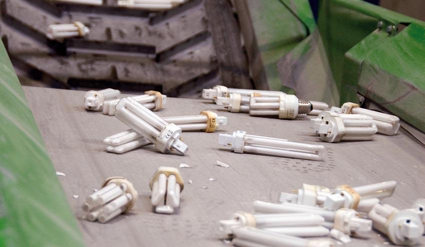 Ambilamp gestiona un 72,5% más de residuos durante 2019