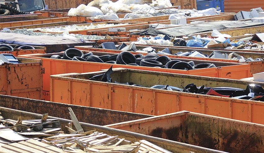 El sector de los residuos teme la paralización por el mal funcionamiento de la tramitación electrónica obligatoria