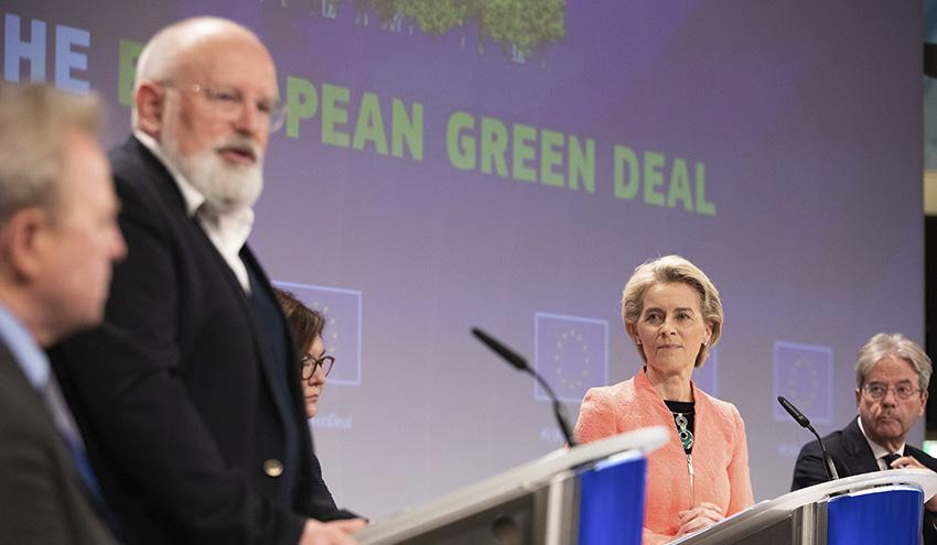 La Comisión Europea pisa el acelerador para reducir las emisiones un 55% antes de 2030
