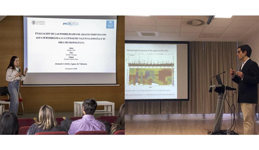 Una investigación de costas deltaicas y un estudio sobre aguas subterráneas, ganadores de los VI Premios IIAMA