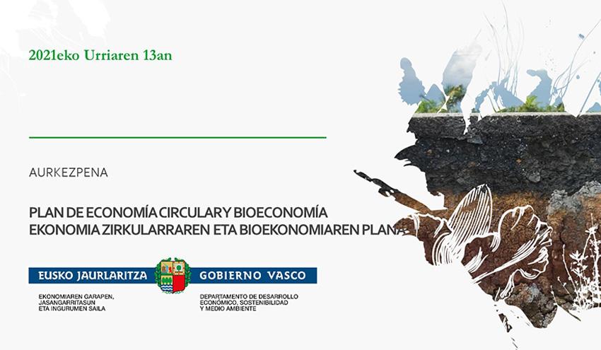 País Vasco aprueba su Plan Estratégico de Economía Circular y Bioeconomía