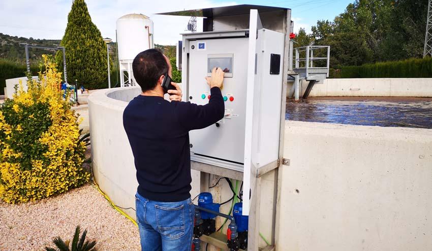 Global Omnium logra eliminar el fósforo resistente en el agua procedente de los productos de limpieza