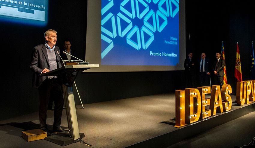 Eugenio Calabuig y Jaime Barba de Global Omnium reciben el premio IDEAS 2019