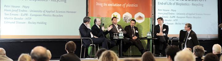 ITENE participa como ponente en el evento europeo de referencia en Bioplásticos