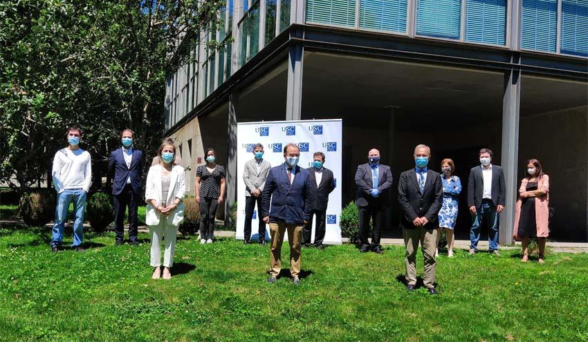Xunta y Universidad de Santiago convertirán las plantas de tratamiento de agua en sistemas de vigilancia de COVID-19
