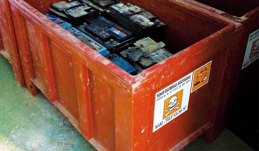 Europa revisa la legislación en materia de clasificación de residuos