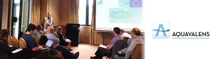 Celebrada la segunda reunión del proyecto AQUAVALENS para la mejora de la seguridad del agua de consumo en Europa