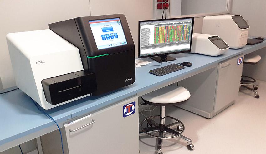 Laboratorios Tecnológicos de Levante (LTL) inaugura su laboratorio de estudios genómicos en Paterna