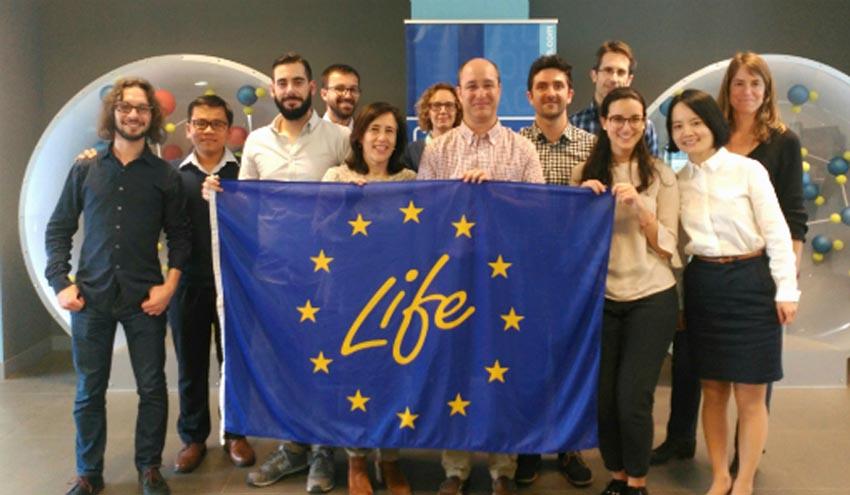 Los socios del LIFE EFFIDRAIN se reúnen para presentar sus avances en el desarrollo del proyecto