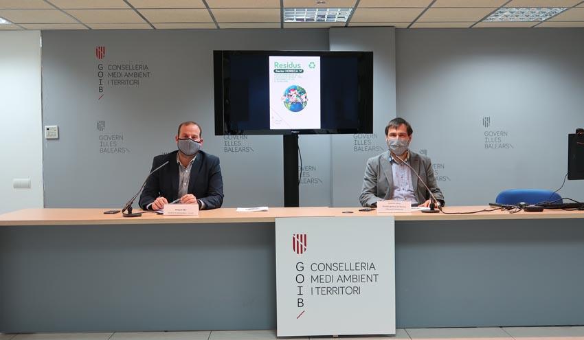 Baleares presenta las guías interpretativas de la Ley de residuos para el comercio y el sector HORECA