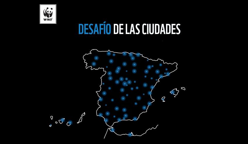 WWF desafía a la ciudades para que lideren la lucha contra el cambio climático