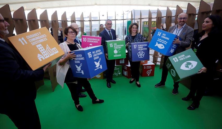 Teresa Ribera insta a poner el conocimiento al servicio de la lucha contra el cambio climático