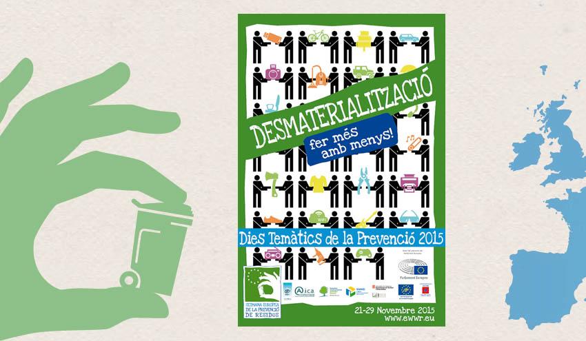 Casi 1.000 actividades para celebrar la Semana Europea de Prevención de Residuos en Cataluña
