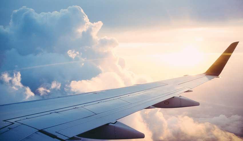 En busca de biocombustibles sostenibles que reduzcan la huella de carbono de la aviación