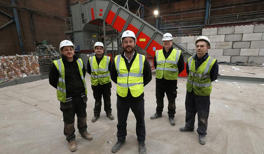 Más de 20 años de calidad y profesionalidad avalan al fabricante de prensas Whitham Mills